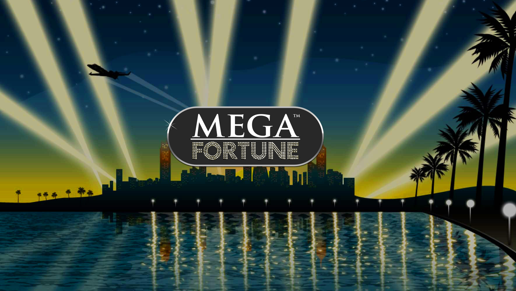 Mega Fortune header